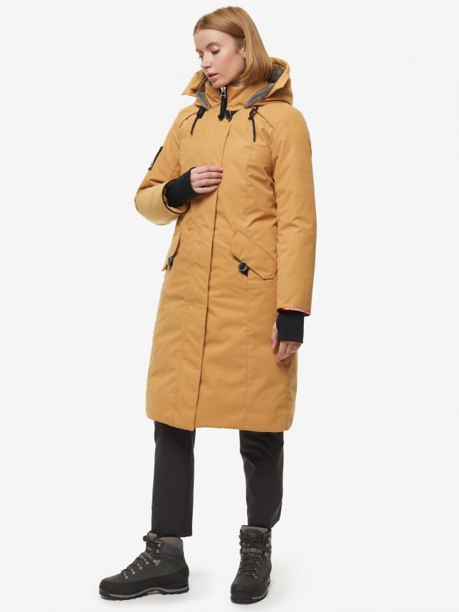 Пальто Bask Hatanga V4 42 песочный
