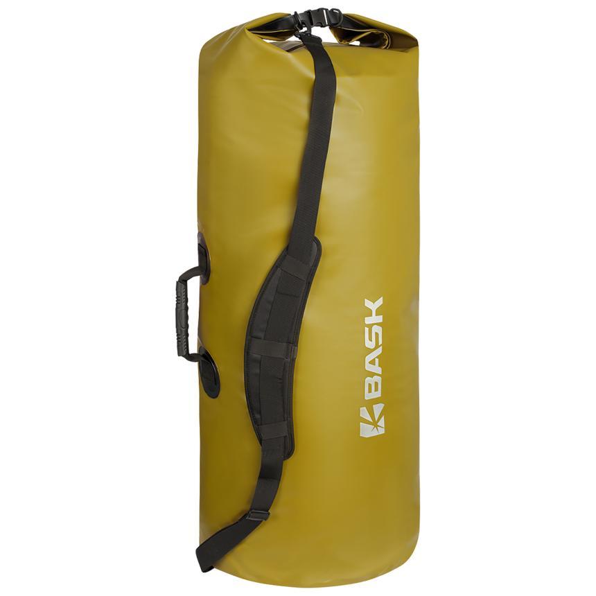 Гермомешок Bask WP Bag 130 V2 желтый