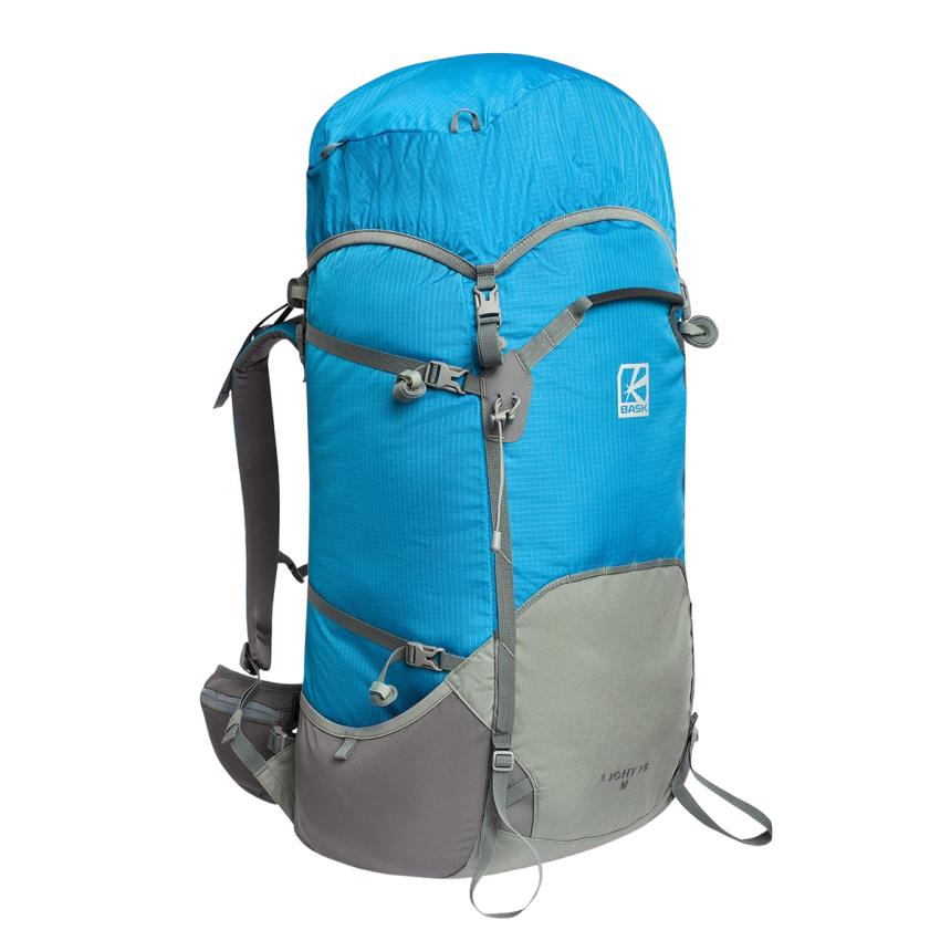 Рюкзак Bask Light 75 V2 XL голубой