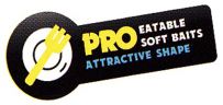 Pro Eatable Soft Baits Attractive Shape