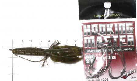 "Bait Breath - Bys Craw 4,5"" black/red 140B - ���������� ��������� ��������"