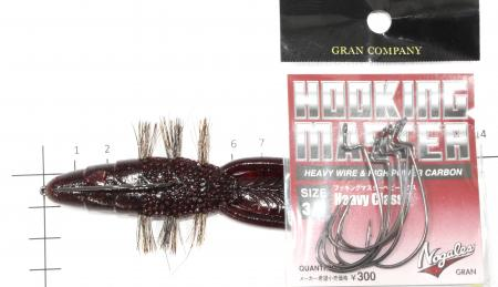 "Bait Breath - Bys Shrimp 4.5"" junebug/red 137B - ���������� ��������� ��������"