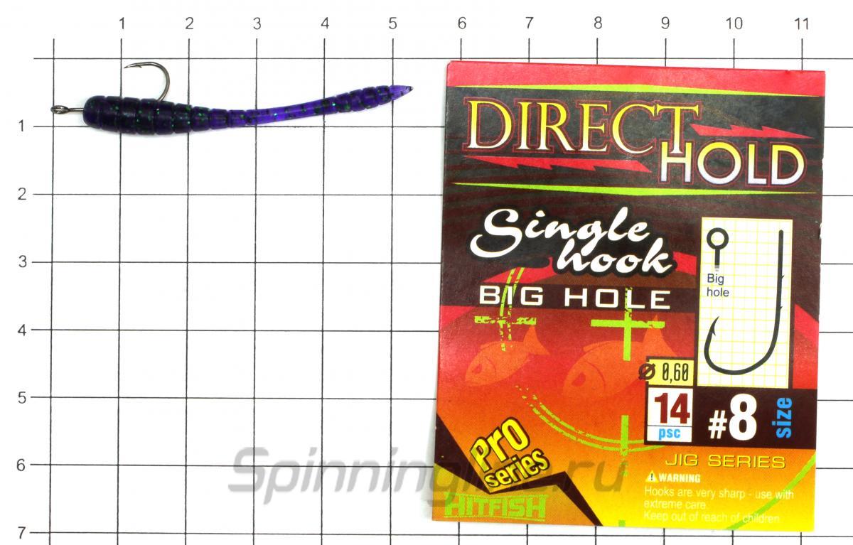 """Приманка Select Tsunik 2"""" 003 - фотография оснащения приманок 2"""