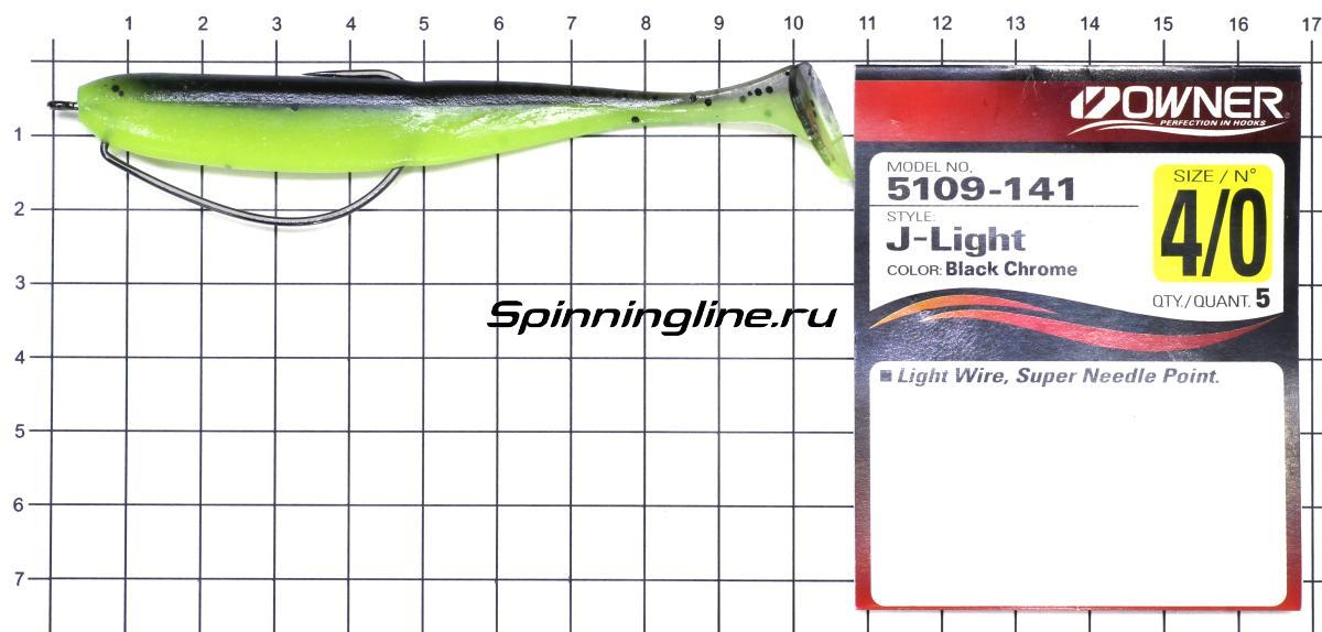 Приманка Akkoi Prime 100 SE34 - фотография оснащения приманок 3