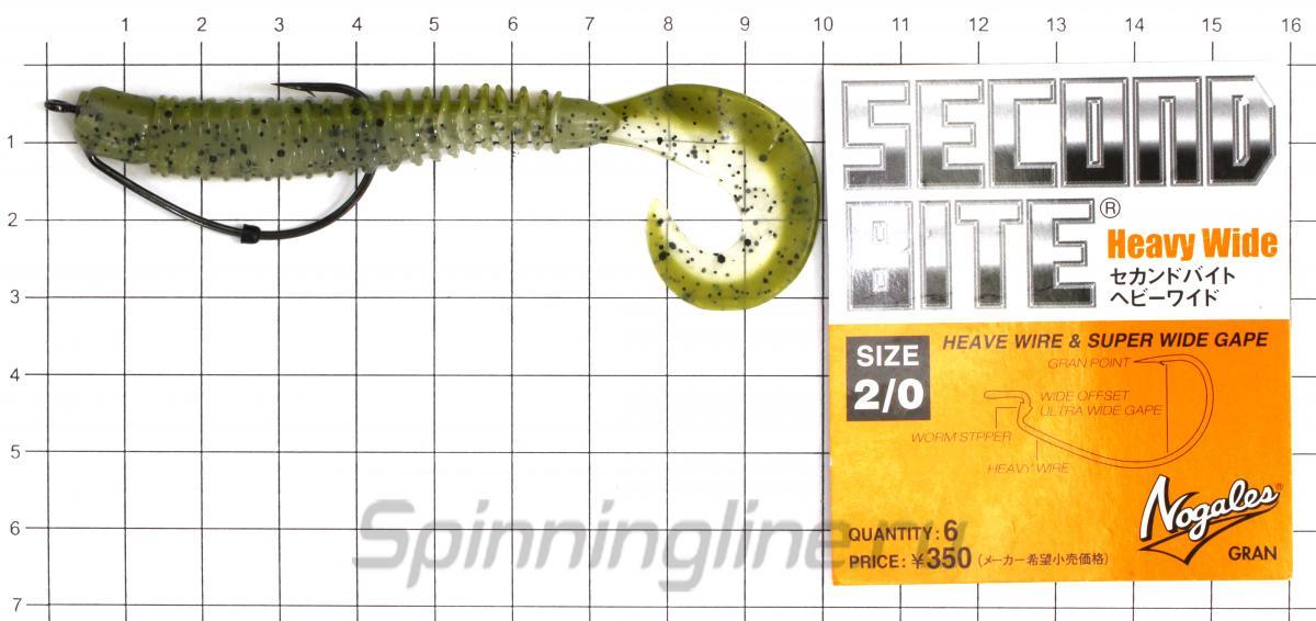 Приманка Scorpio SB3501 90 009 squid - фотография оснащения приманок 1