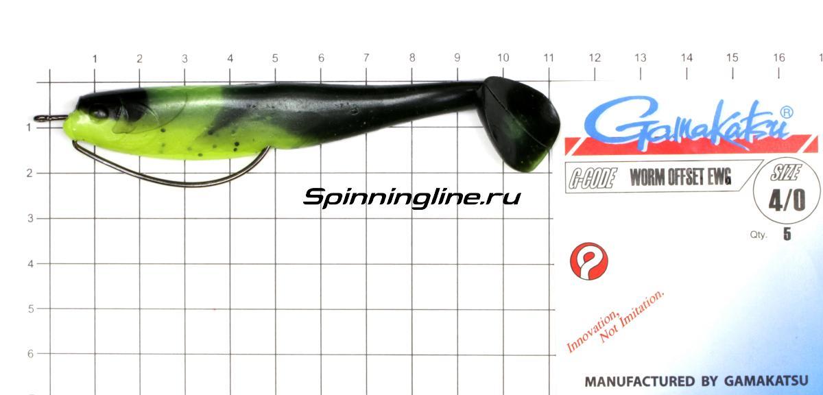 Приманка Scorpio SB4002 100 014 squid - фотография оснащения приманок 2