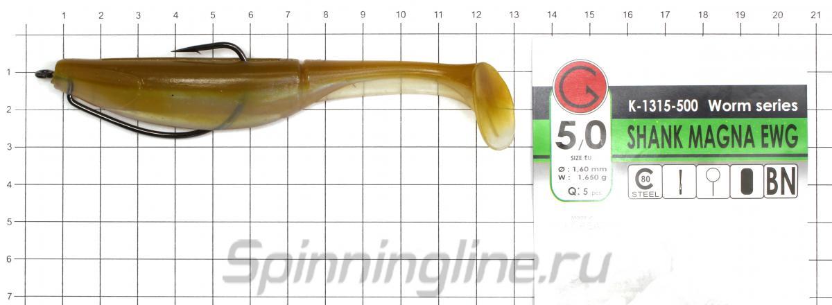 Приманка Scorpio SB5003 125 025 squid - фотография оснащения приманок 2