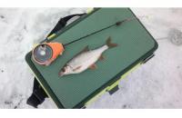 River 2 Sea - Удочка зимняя Sport Ice оранжевая - фотография пользователя