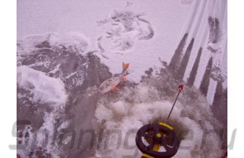 Удочка зимняя Icehunter Sport Y желтая - фотография загружена пользователем 10