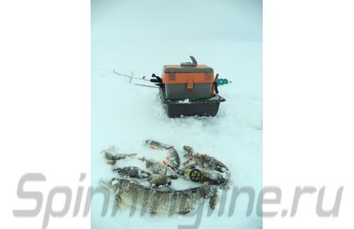 Удочка зимняя Icehunter Sport Y желтая - фотография загружена пользователем 13