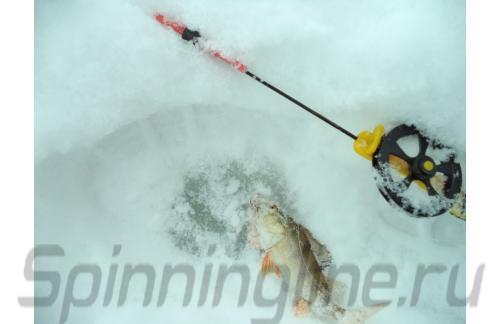 Удочка зимняя Icehunter Sport Y желтая - фотография загружена пользователем 15