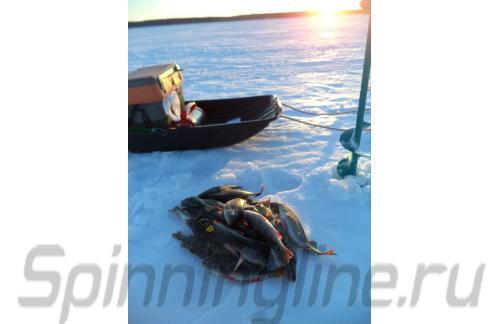Удочка зимняя Icehunter Sport Y желтая - фотография загружена пользователем 16