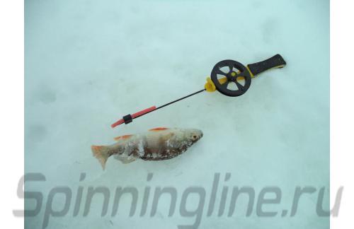 Удочка зимняя Icehunter Sport Y желтая - фотография загружена пользователем 18