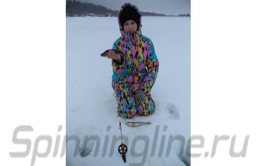 Удочка зимняя Icehunter Sport Y желтая - фотография загружена пользователем 19