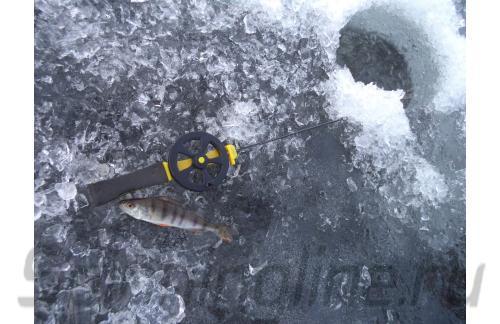 Удочка зимняя Icehunter Sport Y желтая - фотография загружена пользователем 6