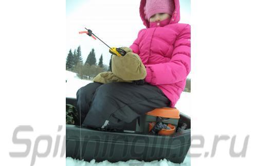 Удочка зимняя Icehunter Sport Y желтая - фотография загружена пользователем 8