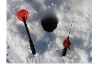 Удочка зимняя Eco 55 Ne red 65 Ne red - фотография пользователя