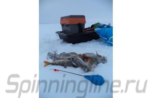 Удочка зимняя Jonttu Sport - фотография пользователя