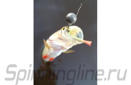 """Spinningline - Груз """"Чебурашка"""" с развернутым ухом 10гр - фотография пользователя"""