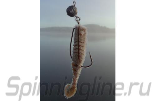 Груз Чебурашка Spinningline с развернутым ухом 16гр - фотография загружена пользователем 1