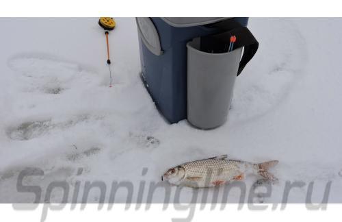 Ящик рыболовный A-Elita Sport синий - фотография пользователя