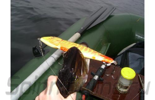 Воблер Jack F18 RPE floating - фотография загружена пользователем 2