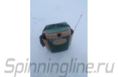 Ящик рыболовный A-Elita Sport зеленый - фотография загружена пользователем 2