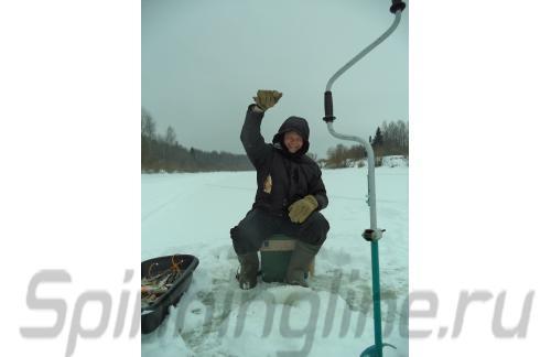 Ящик рыболовный A-Elita Comfort зеленый - фотография пользователя