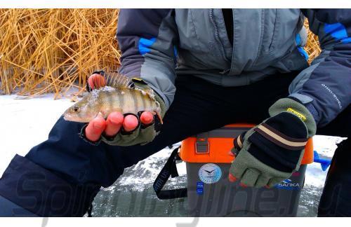 Перчатки-варежки Norfin отстегивающиеся L - фотография пользователя