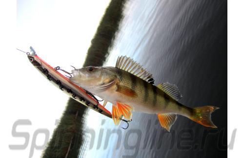 Fishycat - Воблер Junglecat 140F X06 - фотография пользователя