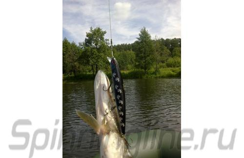 Fishycat - Воблер Junglecat 140F X07 - фотография пользователя