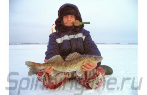 Kuusamo - Блесна Professor Onega Sp 60/13 R/Ye-S - фотография пользователя