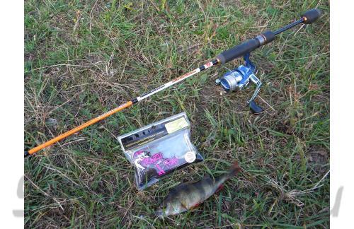 Aiko - Спиннинг Tirrel 210UL-S - фотография пользователя