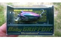 Megabass - Воблер Baby Griffon gs moroko - фотография пользователя