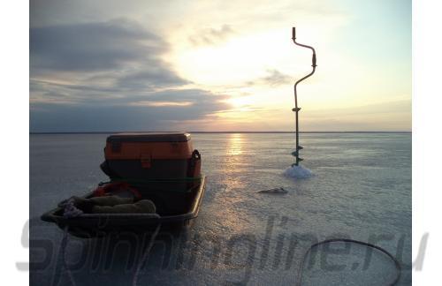 Ледобур Тонар ЛР-130 - фотография загружена пользователем 9