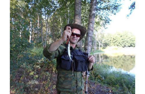 Сумка для забродной рыбалки и нахлыста - фотография загружена пользователем 5