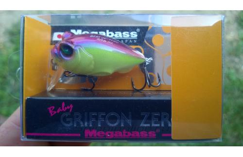 Megabass - ������ Baby Griffon Zero table rock sp - ���������� ������������