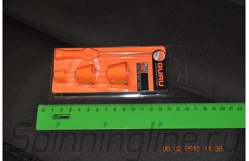 Guru - Форма для пелетса Pellet Cones - фотография пользователя