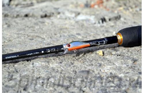 ZipBaits - Воблер Rigge 35F 824R - фотография пользователя