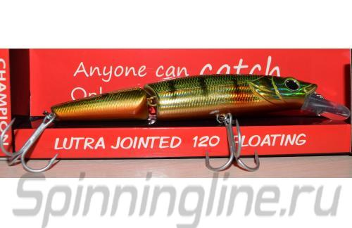 Champion - Воблер Lutra Jointed 120F SH-380 - фотография пользователя