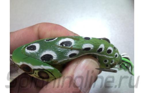 Molix - Воблер Supernato Leopard Froge - фотография пользователя