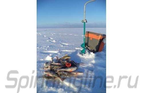 Stinger - Удочка зимняя Icehunter Premium Uni - фотография пользователя