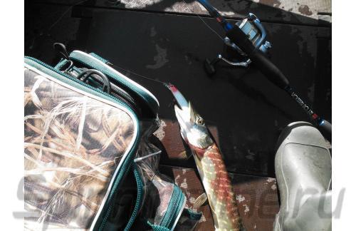 Сумка Markfish Minibag camo - фотография пользователя