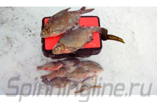 Ящик рыболовный A-Elita Comfort базовый черный - фотография пользователя