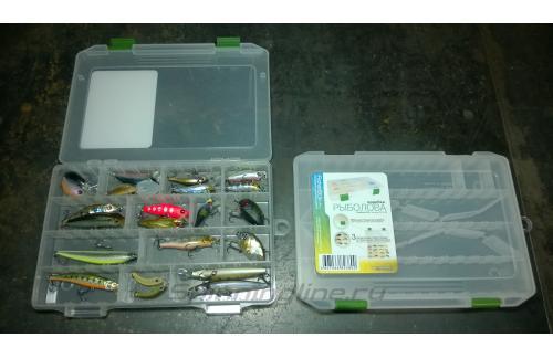 Коробка FisherBox 220 - фотография загружена пользователем 1