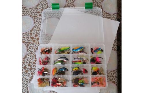 Коробка FisherBox 220 - фотография загружена пользователем 3