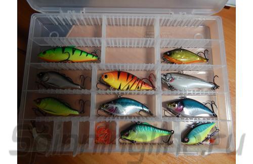 Коробка FisherBox 250sh slim - фотография пользователя