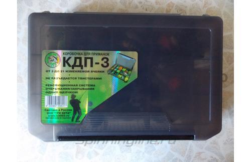 Коробка Три Кита КДП-3 - фотография пользователя
