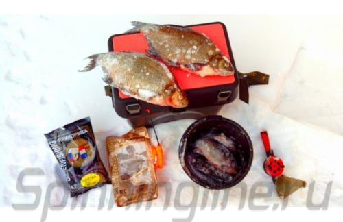 Greenfishing - Прикормка GF Плотва Мотыль 1кг. - фотография пользователя