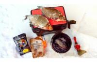 Greenfishing - Прикормка Salapin Плотва Конопля/Мотыль 1кг. - фотография пользователя